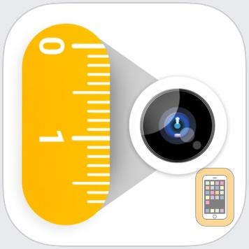 AR Ruler App – Tape Measure by GRYMALA (Universal)
