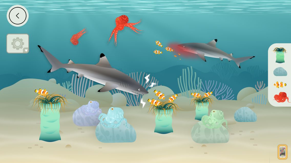 Screenshot - Coral Reef by Tinybop