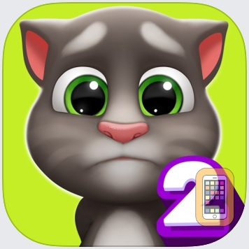 My Talking Tom 2 by Outfit7 Limited (Universal)