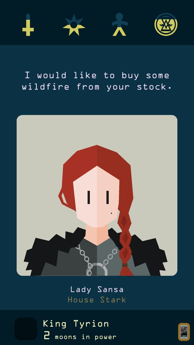 Screenshot - Reigns: Game of Thrones