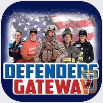 Defenders Gateway by Carol Watanabe (iPhone)