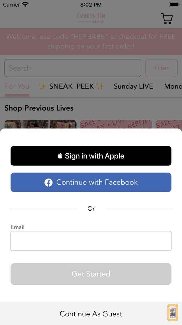 Screenshot - Fashion Ten
