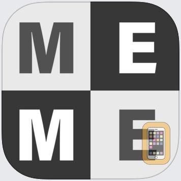 Meme Soundboard 2016-2019 for iPhone & iPad - App Info & Stats