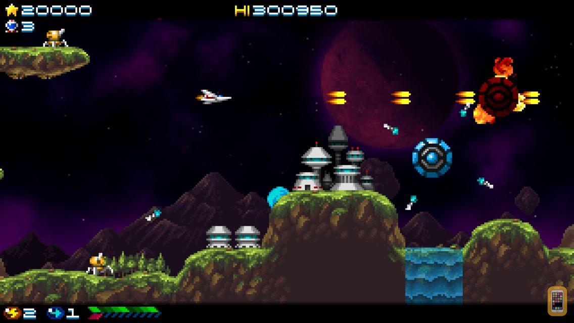 Screenshot - Super Hydorah