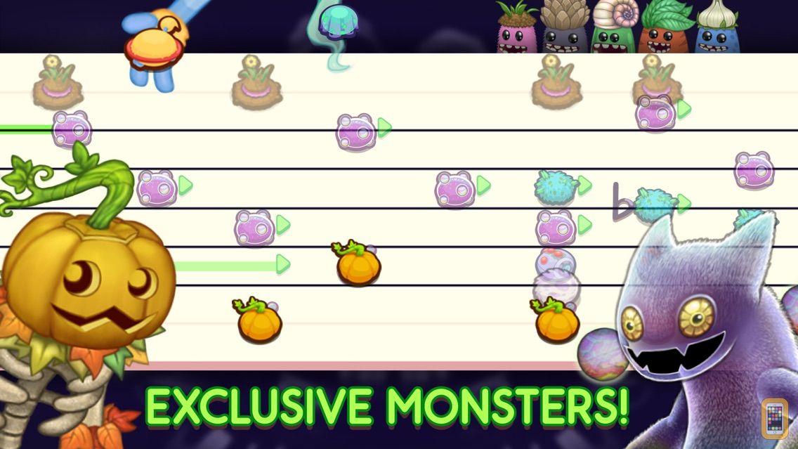 Screenshot - My Singing Monsters Composer