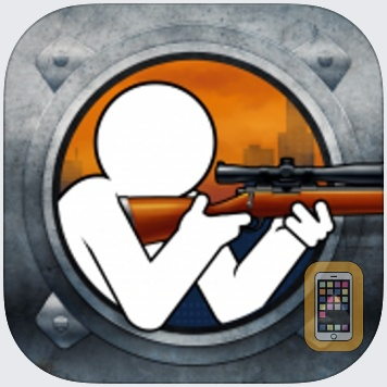 Clear Vision 4: Brutal Sniper by Eldring Games AB (Universal)