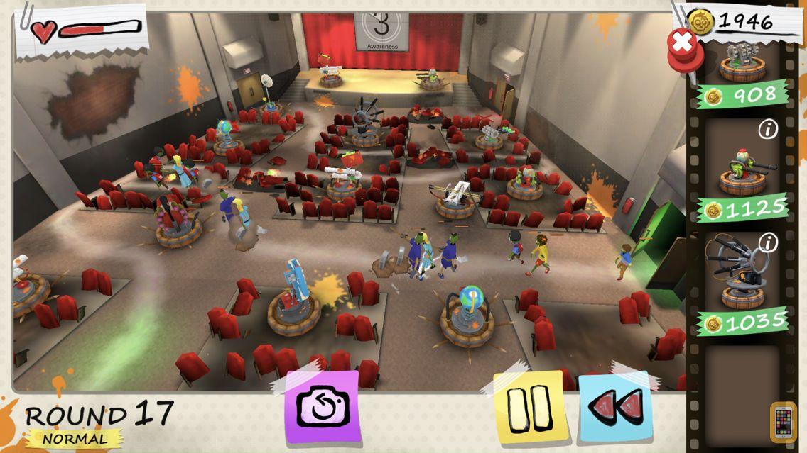 Screenshot - ZombiED - 3D Defense