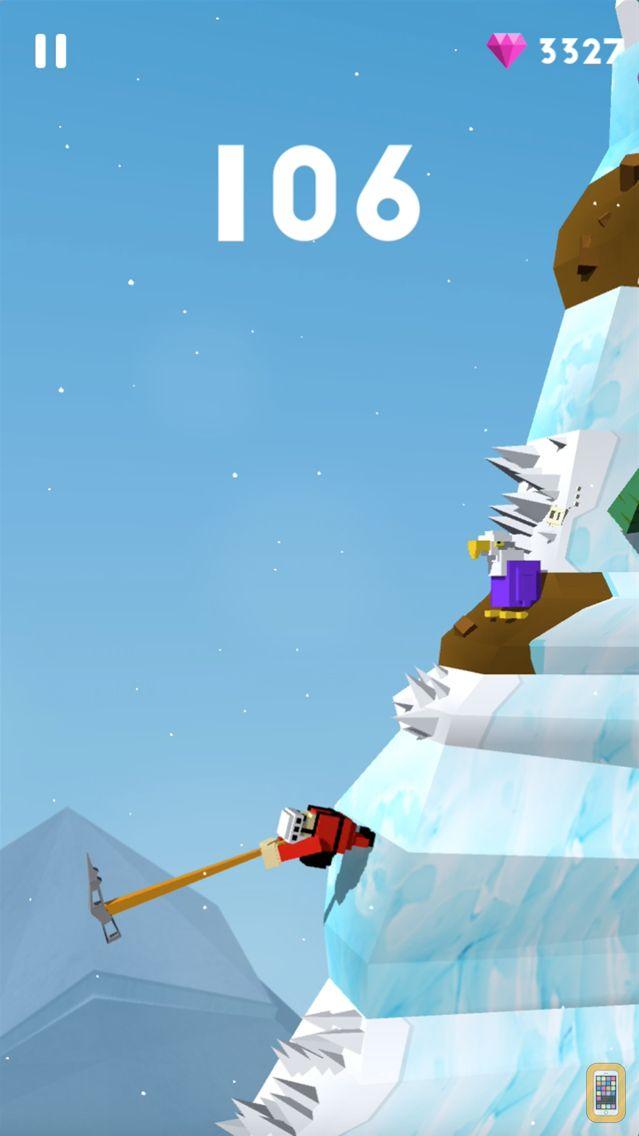 Screenshot - Axe Climber