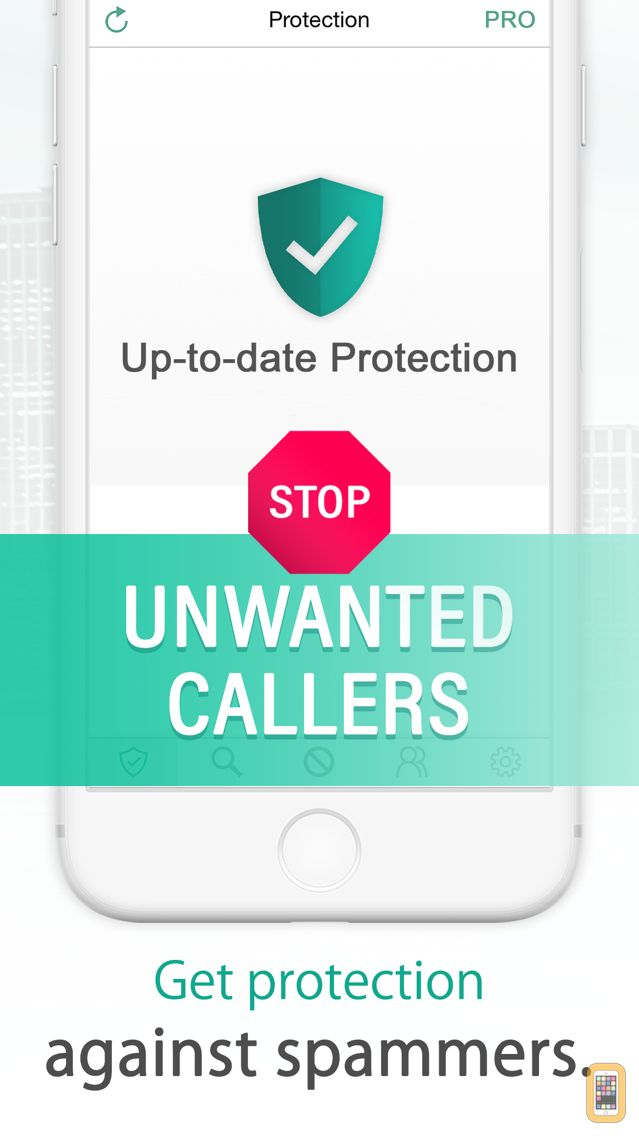 Screenshot - Call Protect