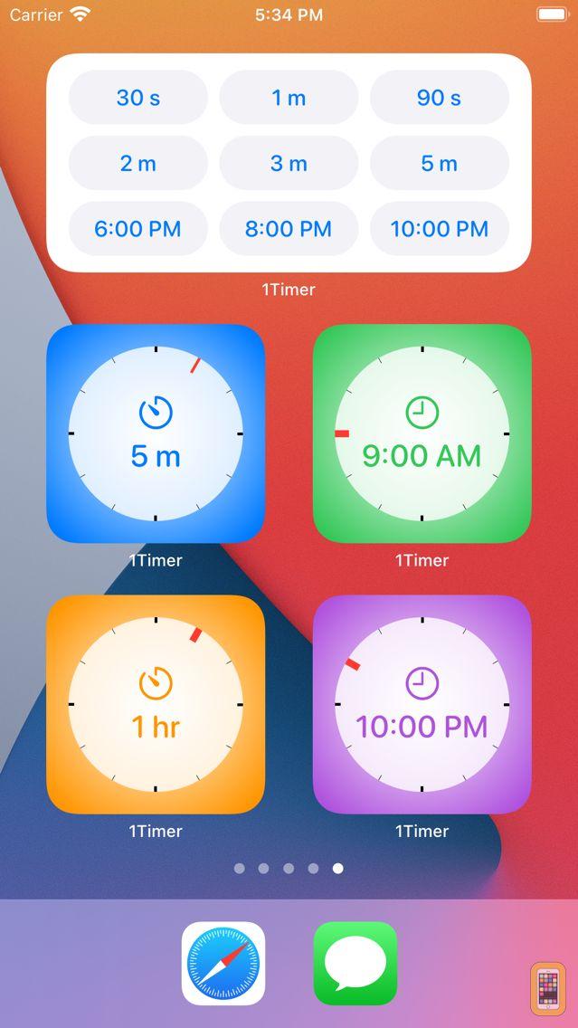 Screenshot - Voice Countdown Timer