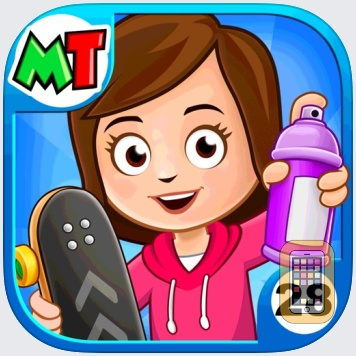 My Town : Street Fun by My Town Games LTD (Universal)