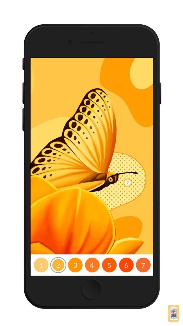 Screenshot - April Coloring
