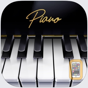Piano - simply game keyboard by MWM (Universal)