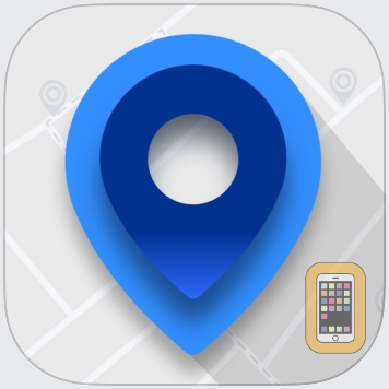 Get Location - Share and Find by PARLAND DEVELOPMENT LP (iPhone)