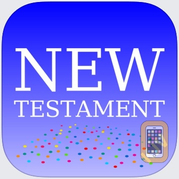 New Testament - KJV by Allan Dziwornu (Universal)