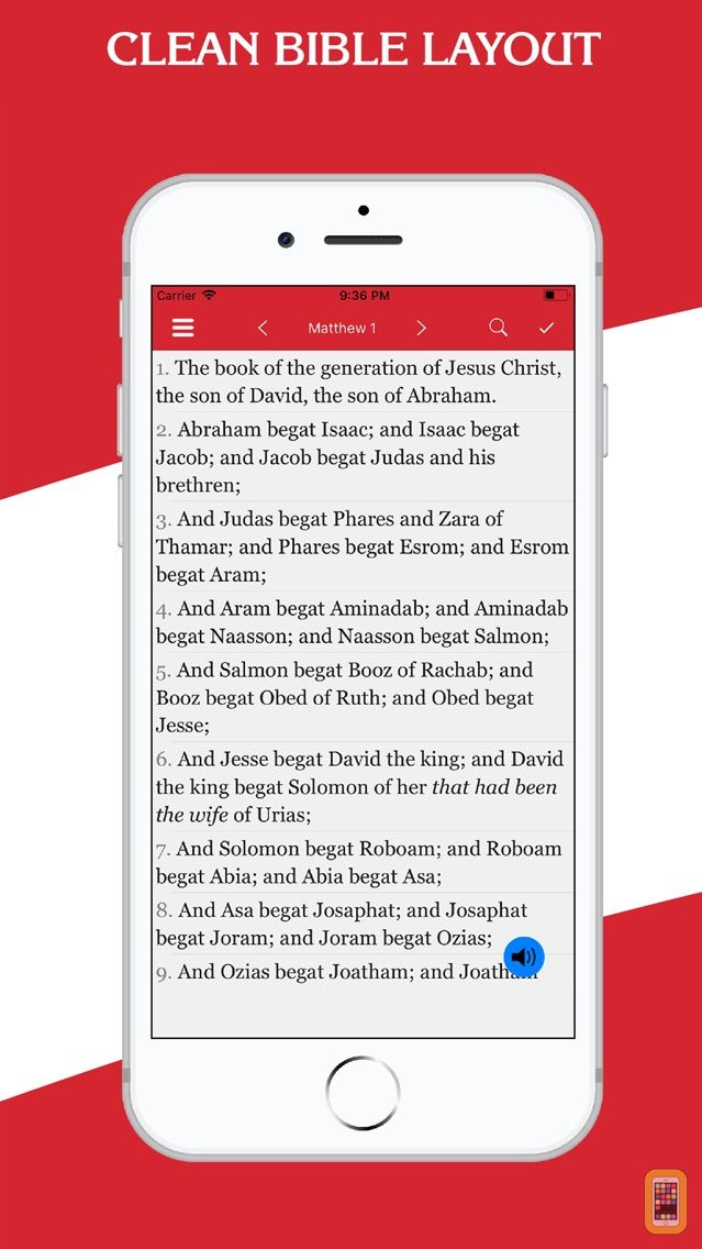 Screenshot - New Testament - KJV