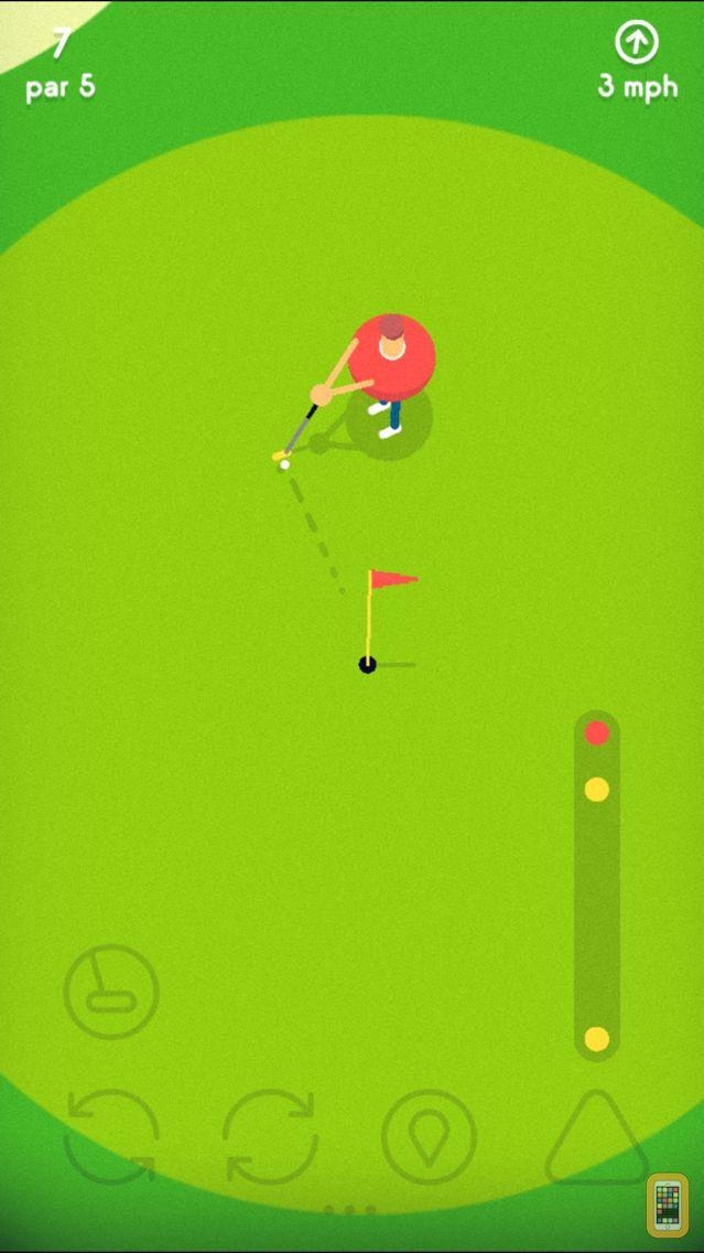 Screenshot - Golfing Around
