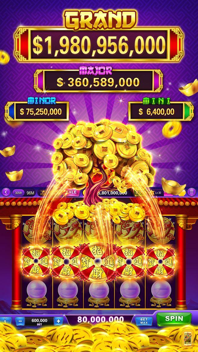 Screenshot - Slots-Heart of Diamonds Casino