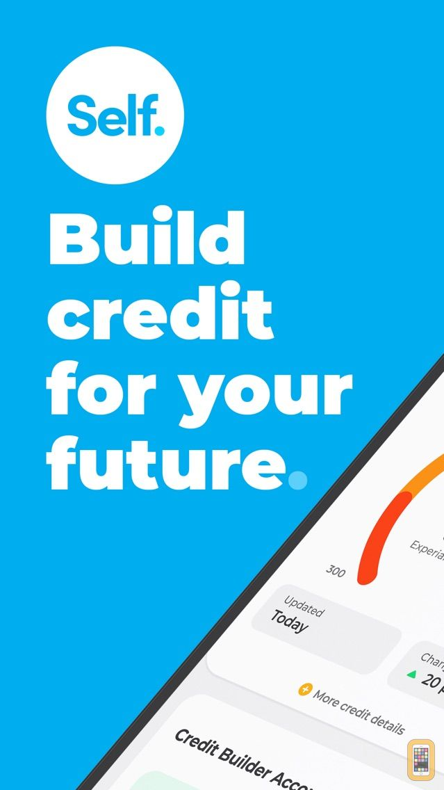 Screenshot - Self Lender - Build Credit
