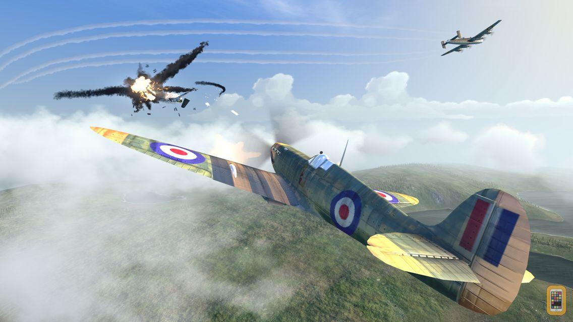 Screenshot - Warplanes: WW2 Dogfight FULL