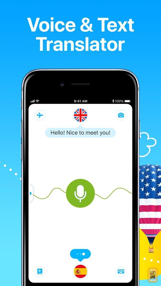 Screenshot - Dialog - Translate Speech