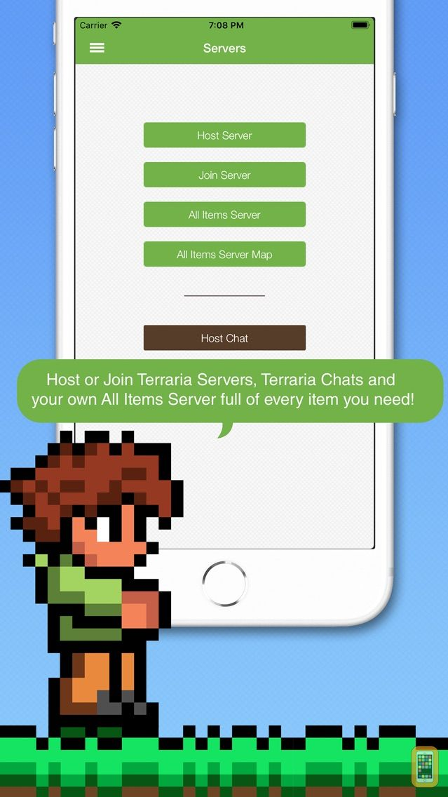 Multiplayer PE for Terraria for iPhone & iPad - App Info & Stats