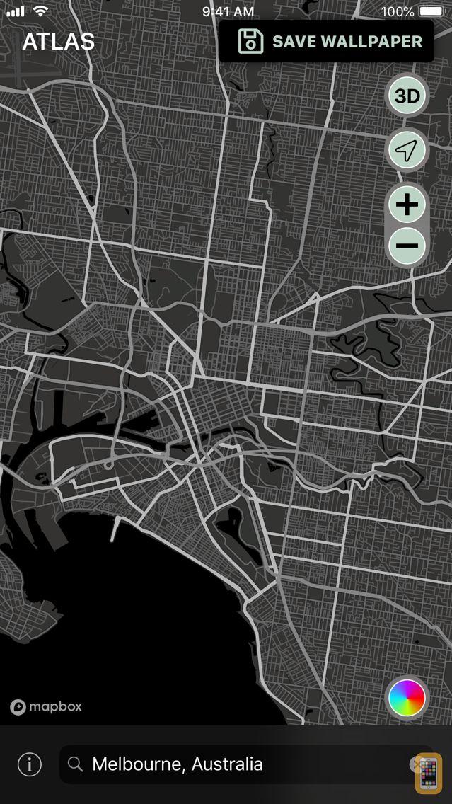 Screenshot - Atlas Wallpaper