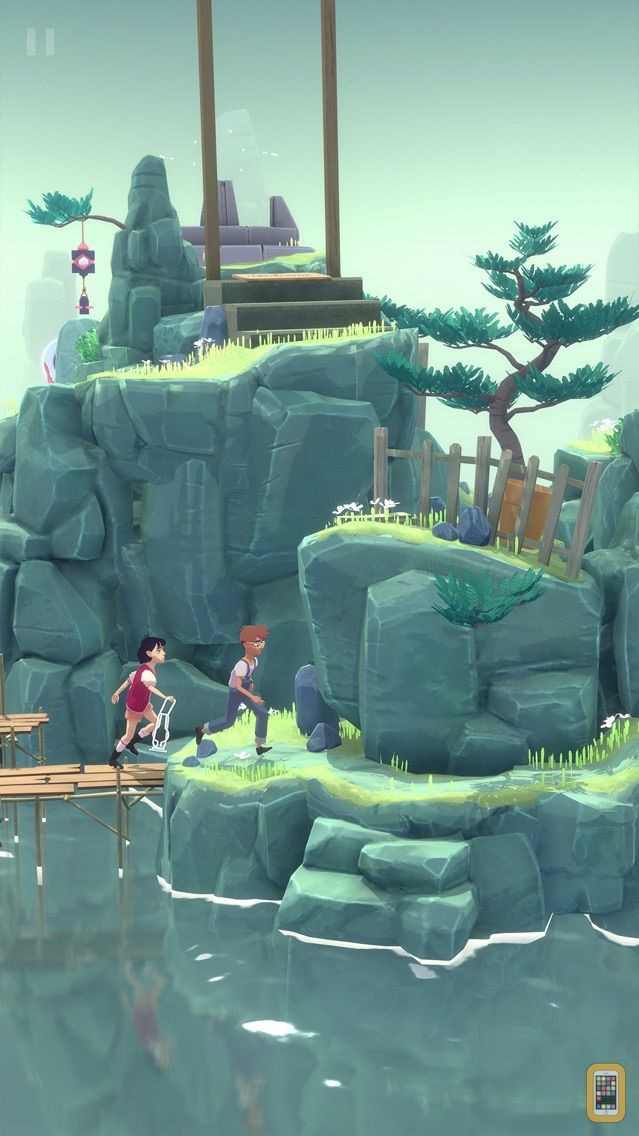 Screenshot - The Gardens Between