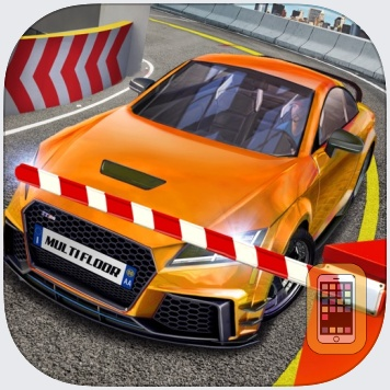 Multi Floor Garage Driver by Play With Games Ltd (Universal)