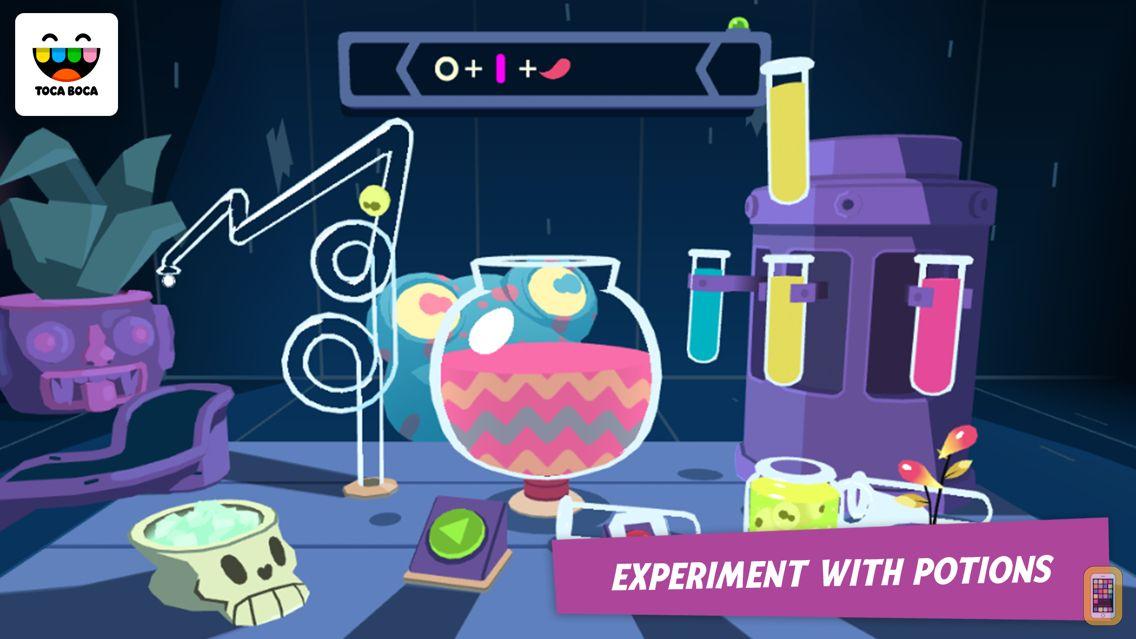 Screenshot - Toca Mystery House