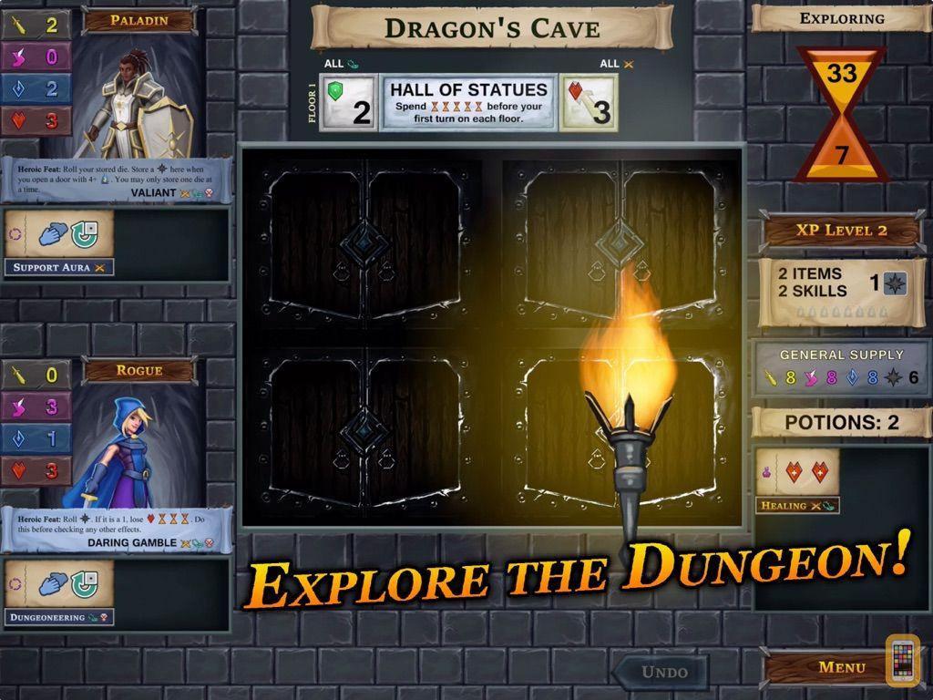 Screenshot - One Deck Dungeon