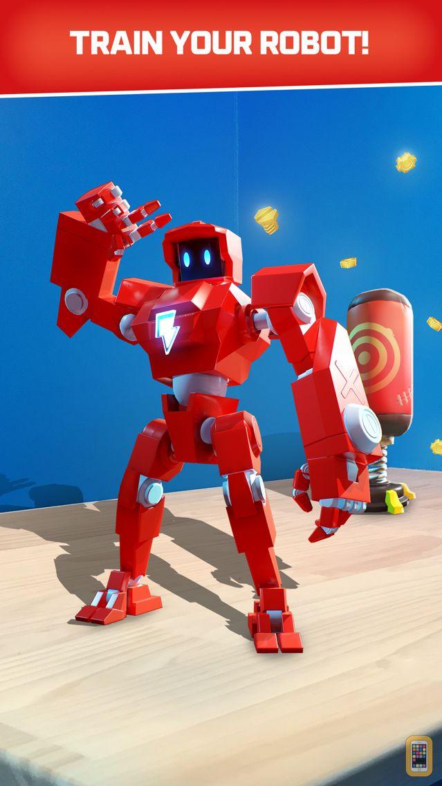 Screenshot - AR Robot