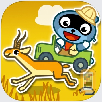 Pango Build Safari by Studio Pango (Universal)