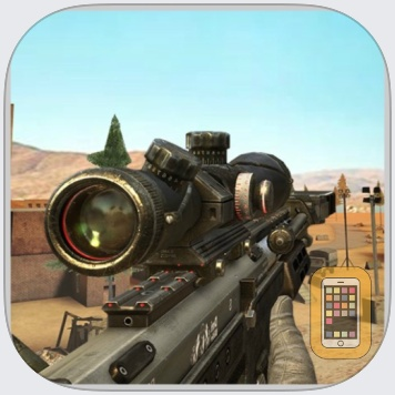 Modern FPS: Combat Sniper 3D for iPhone & iPad - App Info & Stats