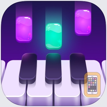 Piano Crush - Keyboard Games by Gismart (Universal)
