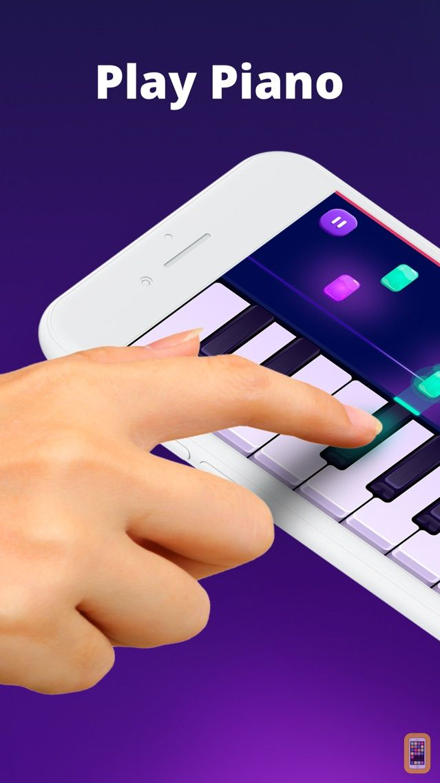 Screenshot - Piano Crush - Keyboard Games