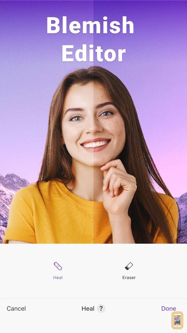 Screenshot - Beauty Editor Plus Face Makeup