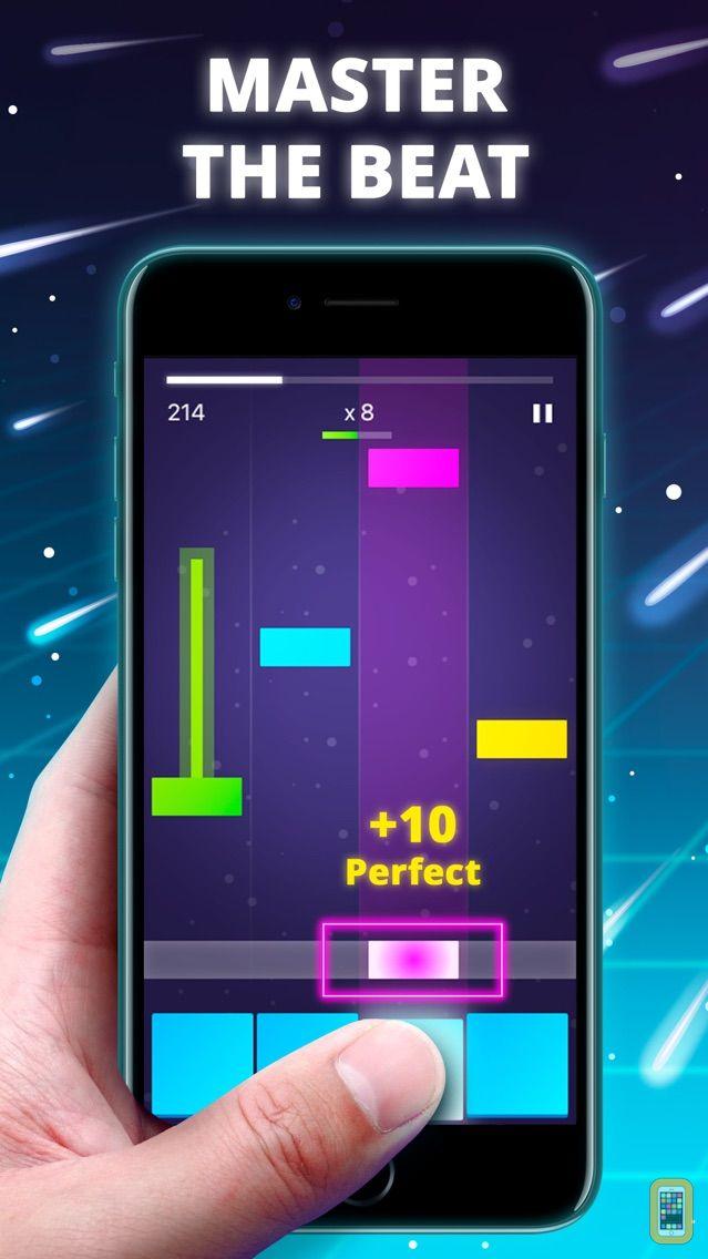 Screenshot - Beat Maker Star - Rhythm Game