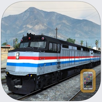Train Simulator Crazy Driver by BUI THI THUY DUNG (Universal)