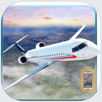 Plane Landing Simulator by BUI THI HANG (Universal)