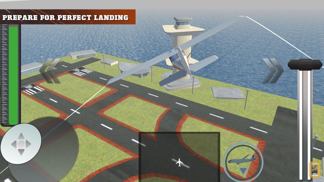 Screenshot - Plane Landing Simulator