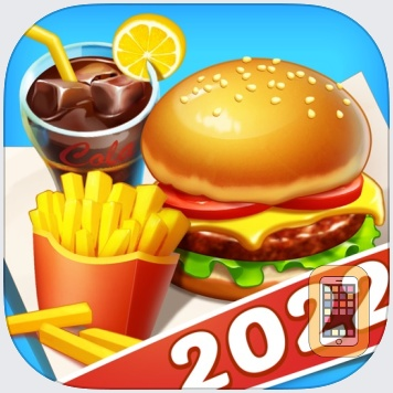 Cooking City - Chef's Game by MagicSeven Co.,Ltd (Universal)