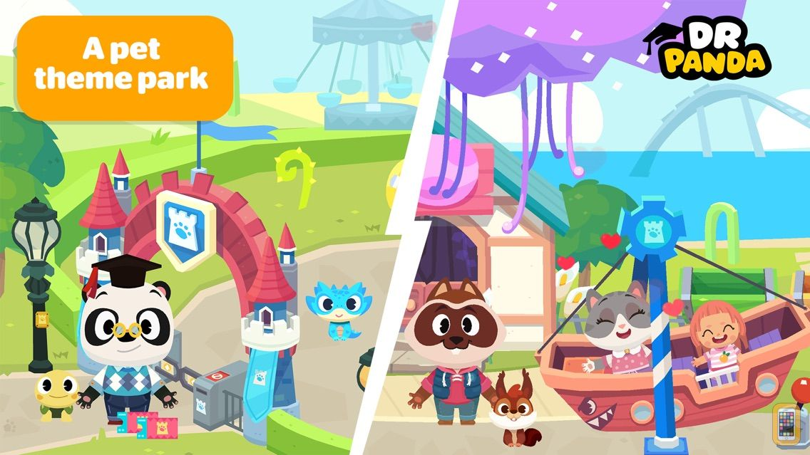 Screenshot - Dr. Panda Town: Pet World