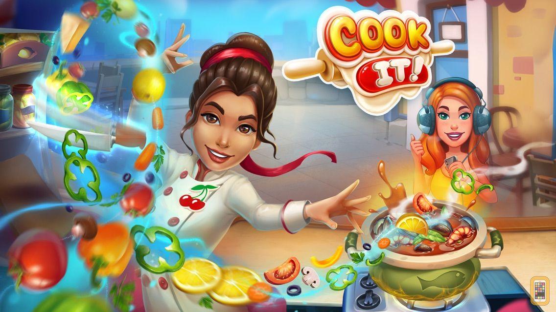 Screenshot - Cook It!™ - Food Cooking Chef