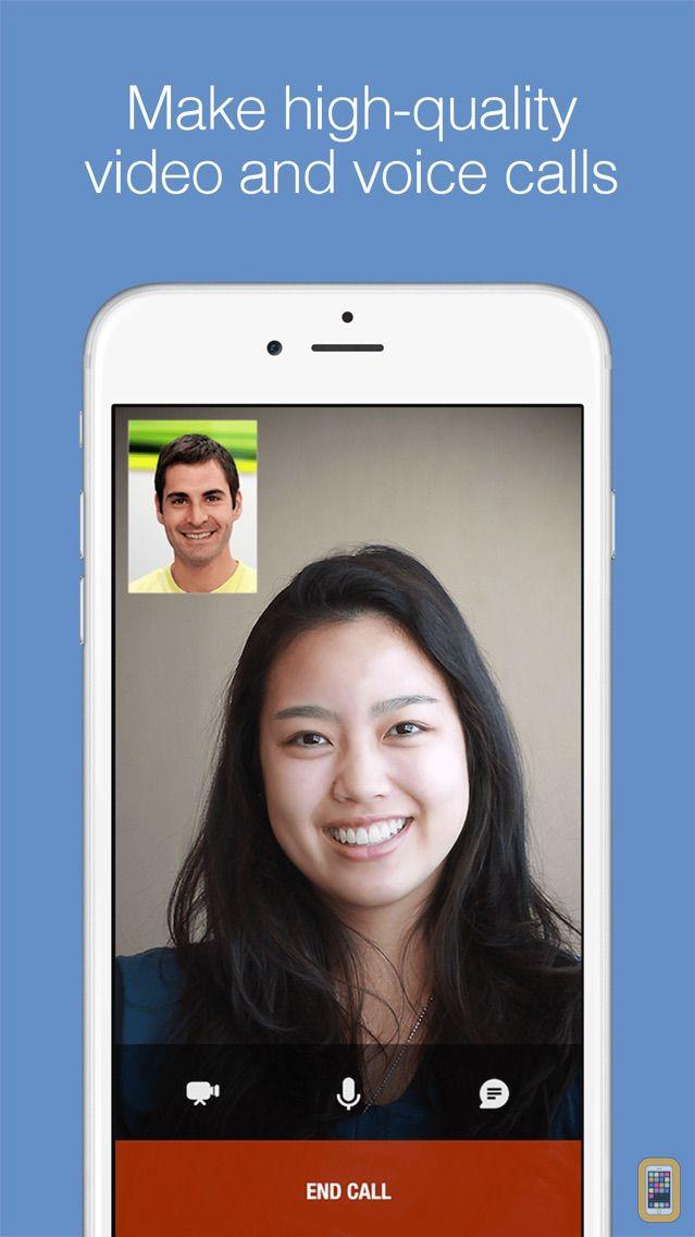 Screenshot - imo video calls and chat HD