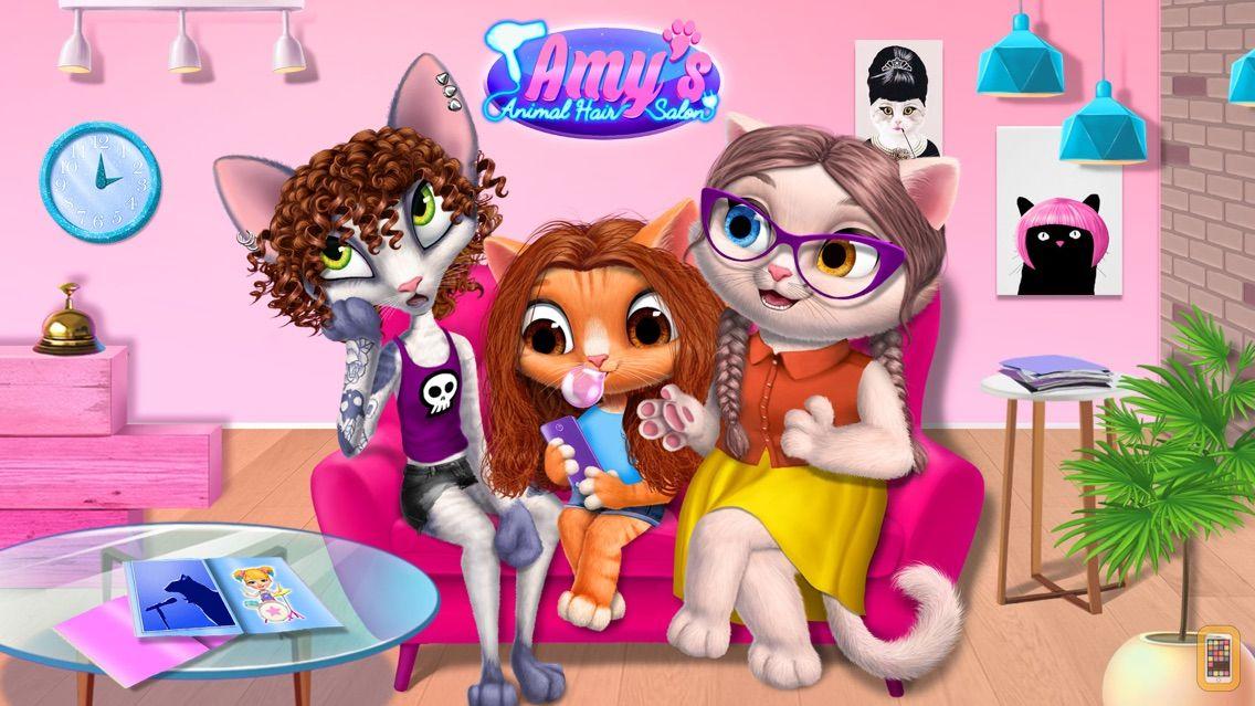 Screenshot - Amy's Animal Hair Salon
