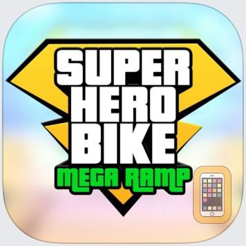 Super Hero Bike Mega Ramp by BigCode Games Pvt Ltd (Universal)
