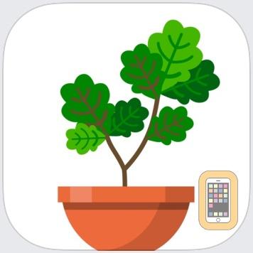 Terrarium: Garden Idle by Green Panda Games (Universal)