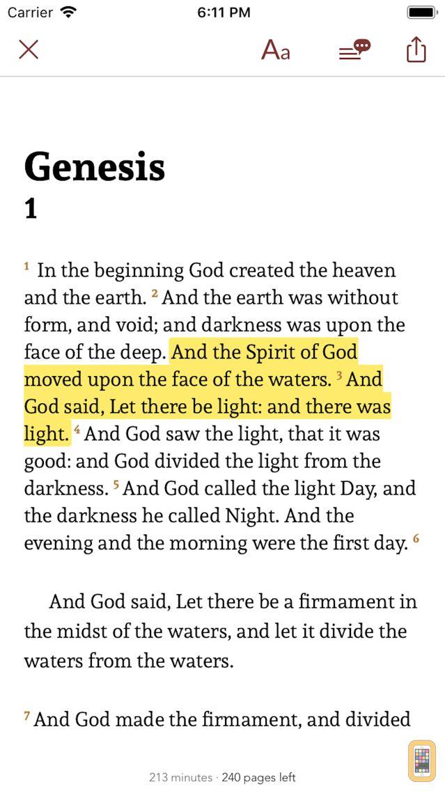 Screenshot - Bible ·