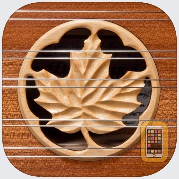 Dusty Strings 16/15 Dulcimer by Michael Eskin (Universal)